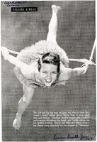 Magazine photographs of Flying High
