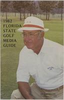 1982 Florida State Golf Media Guide