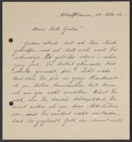 Letter from Margaret Wolf to Giulia Koritschoner, 1942-02-29