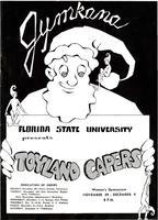 Toyland Capers (November 29-December 4, 1954)