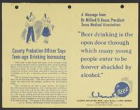 Alcohol Education Week - April 28-May 1