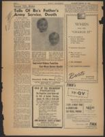 Emmett Till's Mother Tells of Bo's Father's Army Service, Death
