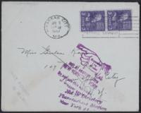 Letter from Ada Kortischoner to Giulia Kortischoner, 1947-04-11