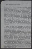 Letter from Alice Sigerist to Giulia Kortischoner, 1945-11-15