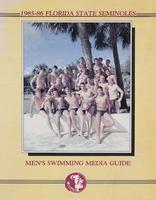 1985-86 Florida State Seminoles: Men's swimming media guide