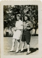 Cappy Longstreth and Jean Marshick