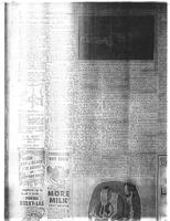 Collection of newspaper clippings
