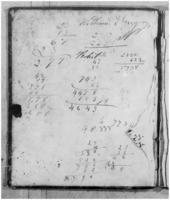 Gregory family notes and notebook 1781-1885