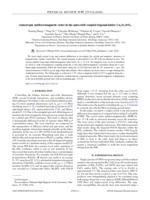 Anisotropic Antiferromagnetic Order In The Spin-orbit Coupled Trigonal-lattice Ca2sr2iro6