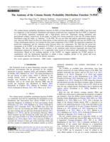 Anatomy Of The Column Density Probability Distribution Function (n-pdf)
