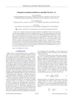 Dissipation In Quantum Turbulence In Superfluid He-4 Above 1 K