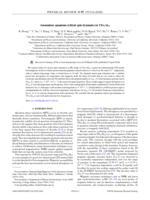 Anomalous Quantum Critical Spin Dynamics In Yfe2al10