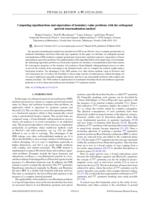 Computing Eigenfunctions And Eigenvalues Of Boundary-value Problems With The Orthogonal Spectral Renormalization Method