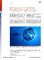 Offshore Aquaculture In The United States