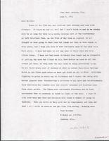 Letter from Neill Black, Jr. to Hugh Black. June 4, 1863