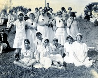 1928-1929 F Goats
