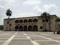 Palace of Diego Columbus, Santo Domingo, Dominican Republic