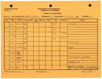 Artifact Analysis FS1542