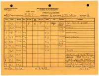 Artifact Analysis FS1572