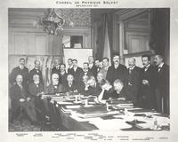 Brussels. Solvay Conference. Group portrait