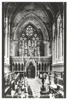 Cambridge. St. John's College Chapel