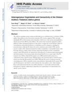 Heterogeneous organization and connectivity of the chicken auditory thalamus (Gallus gallus).