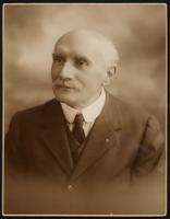 Bristol. Formal portrait of Charles Dirac