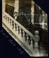 """East Hall Steps"""