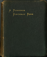 nonsense birthday book
