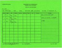 Artifact Analysis FS1667