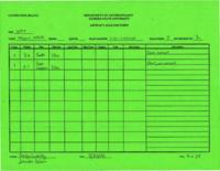 Artifact Analysis FS1657