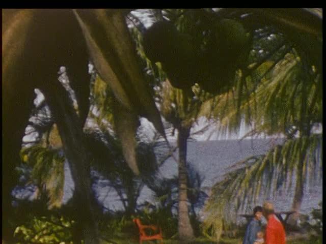 Boat Trip to Bahamas, 1965