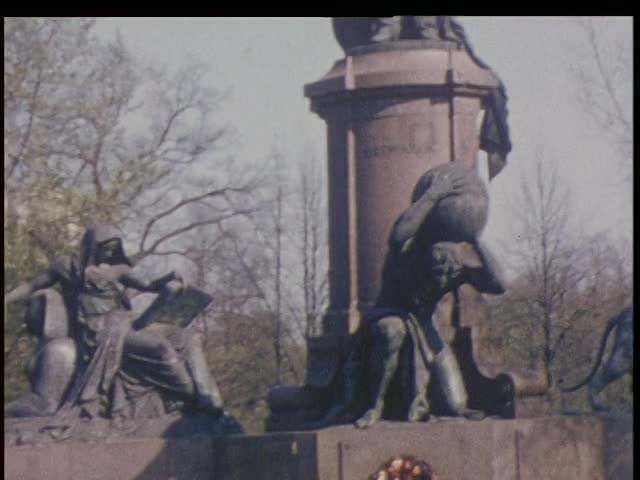 Holland, Germany and Switzerland, 1965
