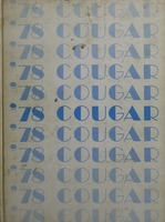 78 Cougar. Volume 10