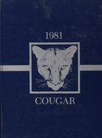 1981 Cougar. Volume 13