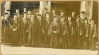 1936 Mortar Board and its Advisors, etc.