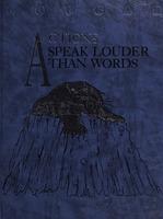 Actions Speak Louder Than Words: Cougar 1996. Volume 28