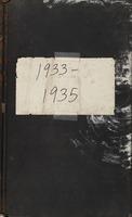 Gadsden County Home Demonstration Scrapbook: 1933-1935. Volume III