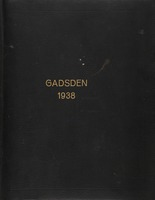 Record of Home Demonstration Council of Gadsden County: 1938-1939