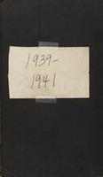 Gadsden County Home Demonstration Scrapbook: 1939-1941. Volume V