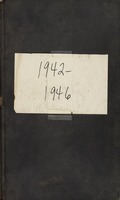 Gadsden County Home Demonstration Scrapbook: 1942-1946. Volume VI
