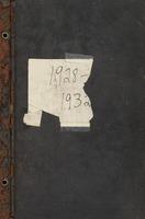 Gadsden County Home Demonstration Scrapbook: 1928-1932. Volume II