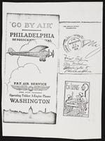 Air mail memorabilia