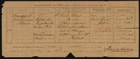 Birth Certificate of Margaret MacLennon
