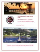 2018 Annual Security and Fire Safety Report Panama City Campus