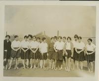 1927-1928 Freshman Hockey Team