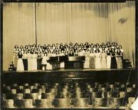 1947 FSCW Glee Club Photograph