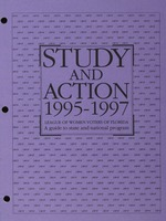 Study and Action: 1995-1997