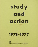 Study and Action: 1975-1977