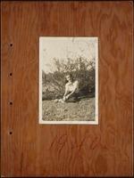 Betty Ellis scrapbook